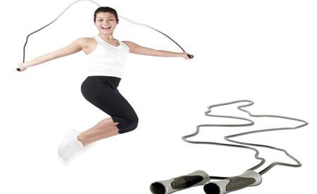 صوره فوائد رياضة نط الحبل , كيفية التخلص من الكرش المزعج بممارسة رياضة نطةالحبل