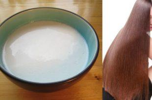 صوره فوائد جوز الهند للشعر , تجربتي زيت جوز الهند لتطويل الشعر