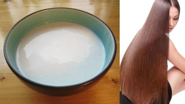صورة فوائد جوز الهند للشعر , تجربتي زيت جوز الهند لتطويل الشعر
