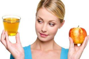 صورة فوائد خل التفاح للجسم , كيف تحصلين علي وزن مثالي باستخدام خل التفاح