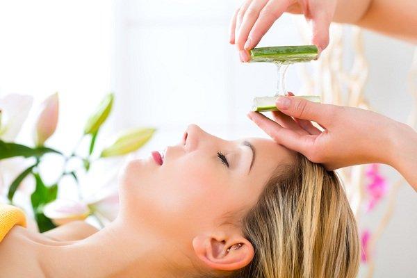 صور فوائد جل الصبار للشعر , كيفية استخدام جل الصبار لمنع تساقط الشعر