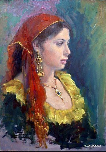 بالصور بنات مصرية , صور المراة المصرية 1580 24