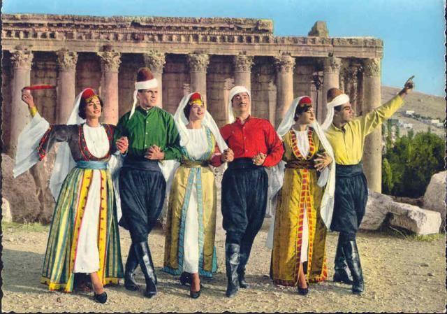 صورة ازياء لبنانية , ملابس لبنانية جميلة