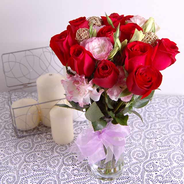 بالصور اجمل ورود الحب , صور ورود بالوان رومانسية 3603 4