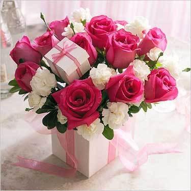 بالصور اجمل ورود الحب , صور ورود بالوان رومانسية 3603 6