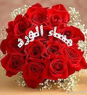 بالصور رسائل مساء , مسجات مساء الخير رومانسية 3647 9