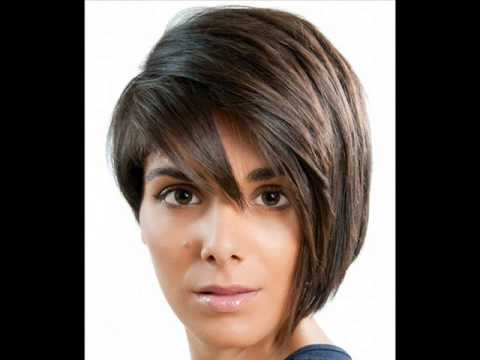 صورة قصات شعر قصير جدا , قصات علي الموضة