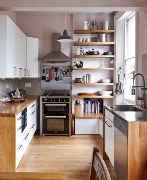 صورة ديكورات مطابخ صغيرة , ديكورات بسيطة للمطابخ