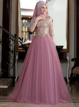 بالصور احدث فساتين سواريه , تشكيلة حديثة من الفساتين السواريه 3701 2