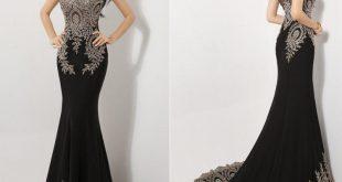 صوره احدث فساتين سواريه , تشكيلة حديثة من الفساتين السواريه