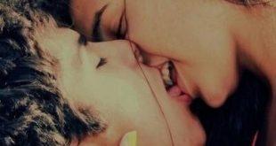 صوره صور رومانسيه بوس , القبلات الرومانسية بين الزوجين