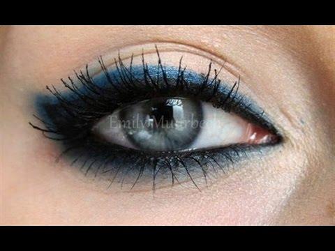 صور اجمل مكياج عيون , احلى مكياج للعيون