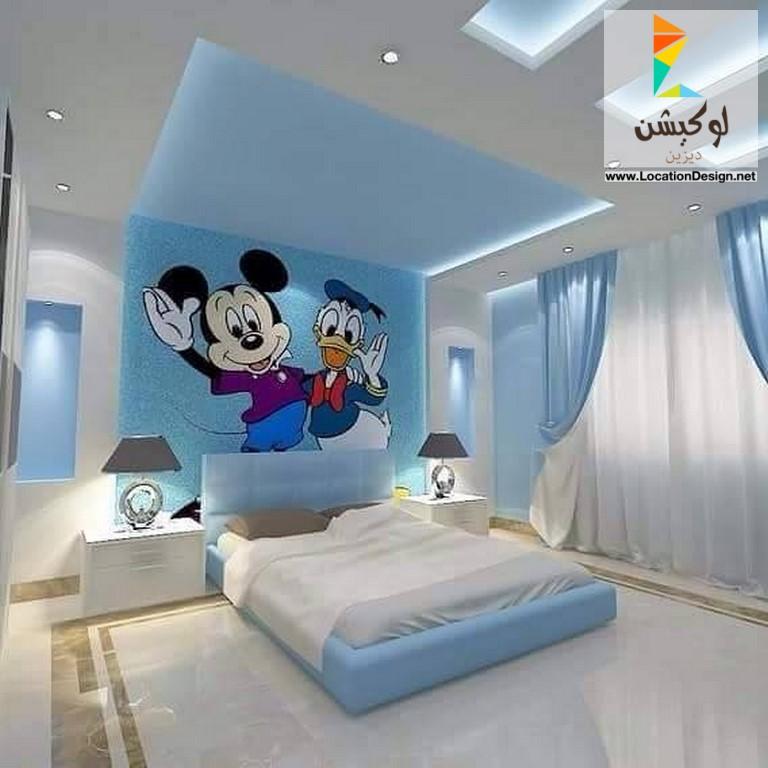 صور ديكورات غرف اطفال , احلى ديكورات غرف الاطفال