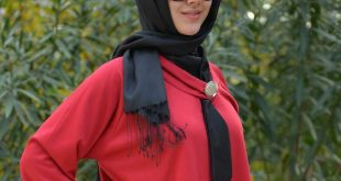 صوره موديلات حجابات تركية , اجمل لفات الطرح التركية