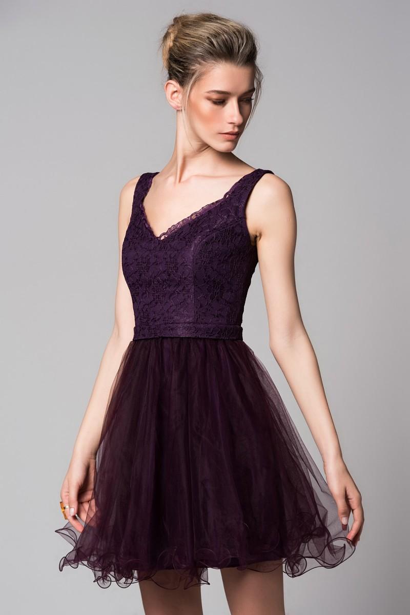 صورة فساتين قصيرة تركية , اجمل الفساتين التركية