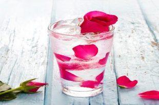 صوره اضرار شرب ماء الورد , تاثير شرب ماء الورد علي القلب