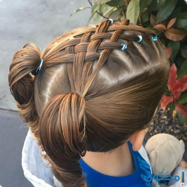 تساريح شعر للاطفال
