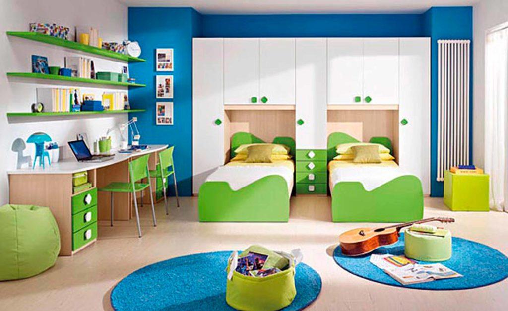 صورة غرف اطفال اولاد , اجدد غرف نوم للاولاد