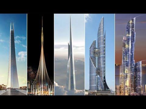 بالصور اطول برج في العالم , صور لاطول مباني في العالم 1459 9