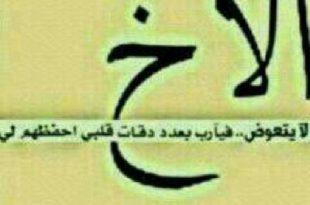 بالصور شعر عن فراق الاخ , اشعار عن بعد الاخ 1478 8 310x205