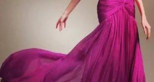 صوره فساتين سهرة طويلة , اجمل وافخر موديلات لفساتين السهرة