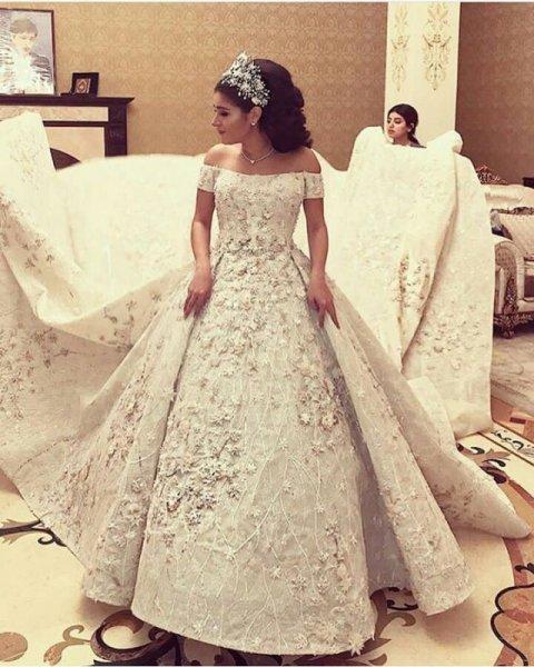 صورة فساتين زفاف , اجمل صور فساتين الزفاف