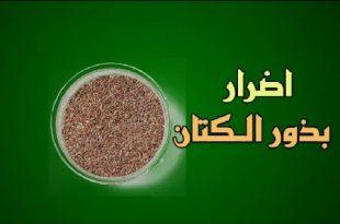صورة اضرار بذرة الكتان , فوائد واضرار بذور الكتان
