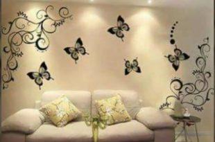 صوره ديكورات حوائط , تزيين الحوائط وتجميلها