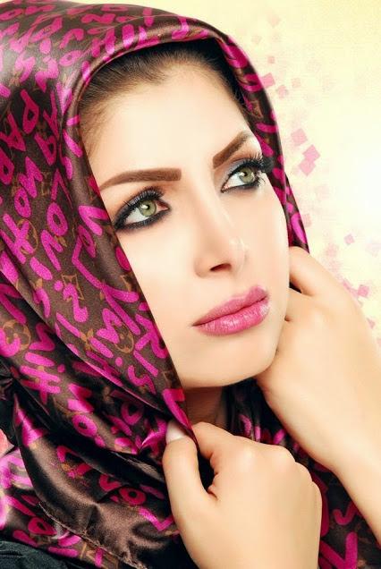 صورة محجبات كيوت , حجاب سمبل