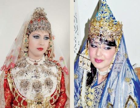 بالصور اعراس الجزائر , احلى عروس جزائريه 574 7