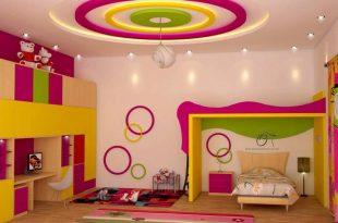 صورة ديكورات غرف اطفال , احلى ديكورات غرف الاطفال