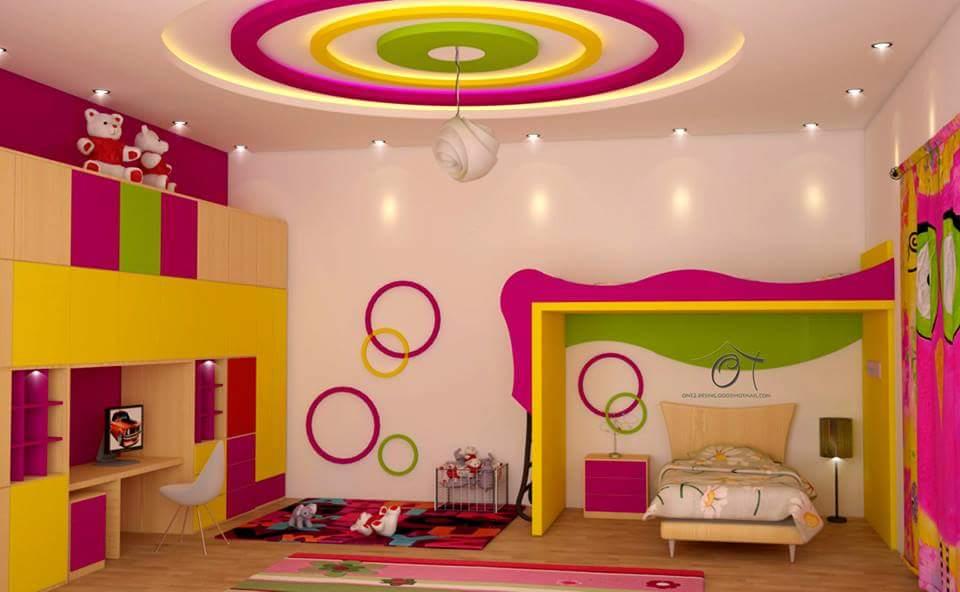 ديكورات غرف نوم اطفال , اشكال غرف اطفال   فوائد واضرار