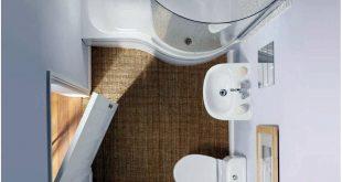 صور ديكور حمامات صغيرة , استايلات حمامات