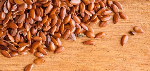 صورة اضرار بذرة القاطونة , خطورة تناول بذرة القاطونة المعروفة باسم بذور الكتان