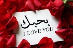 صورة احلى رسائل حب , اجمل رسائل الحب
