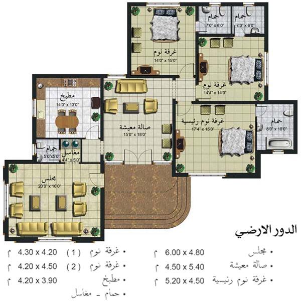 بالصور تصاميم منازل , احلى تصميم منزل 3753 7