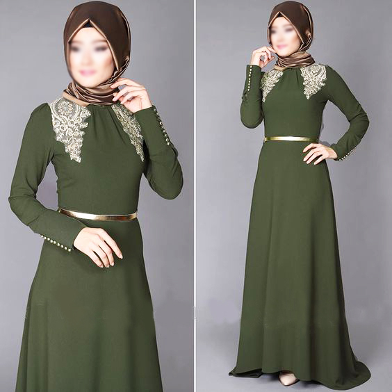 صوره ملابس محجبات تركية , اجمل الملابس الحديثة للمحجبات