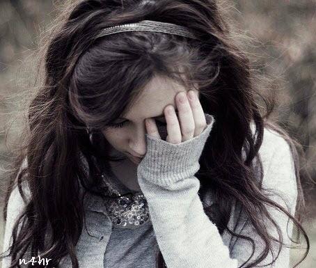 صور صور حزن بنات , اروع صور للحزن