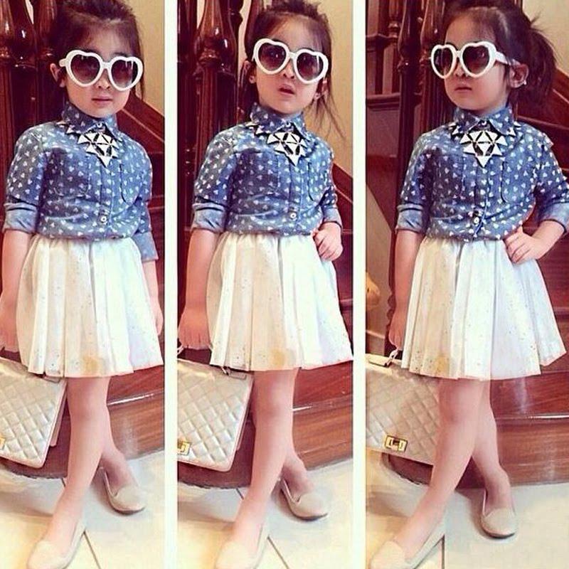 بالصور ملابس اطفال بنات , اجمل الصور لفساتين البنات 3820 2