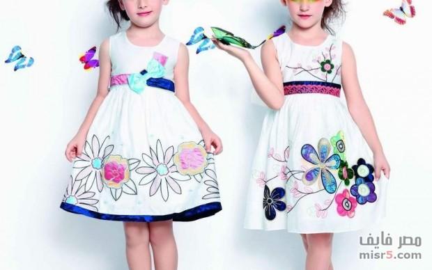 بالصور ملابس اطفال بنات , اجمل الصور لفساتين البنات 3820 3