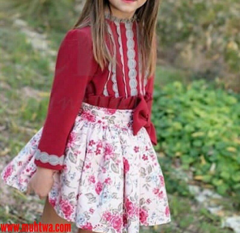 بالصور ملابس اطفال بنات , اجمل الصور لفساتين البنات 3820 8