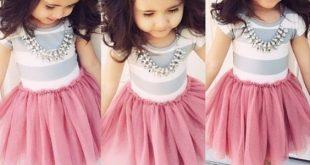 ملابس اطفال بنات , اجمل الصور لفساتين البنات