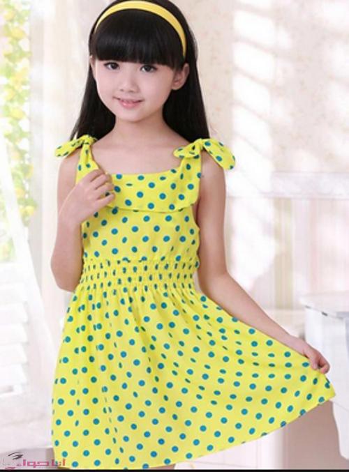 بالصور ملابس اطفال بنات , اجمل الصور لفساتين البنات 3820
