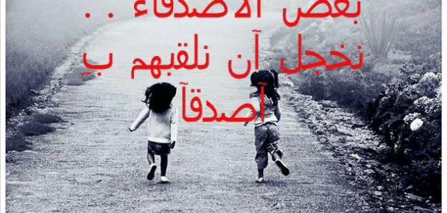 بالصور شعر عن الصديق الوفي , اجمل الكلمات عن الصديق 3825 5