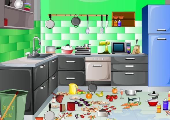 بالصور تنظيف المطبخ , الطريقه الصحيحه لتنضيف المطبخ 3831 1