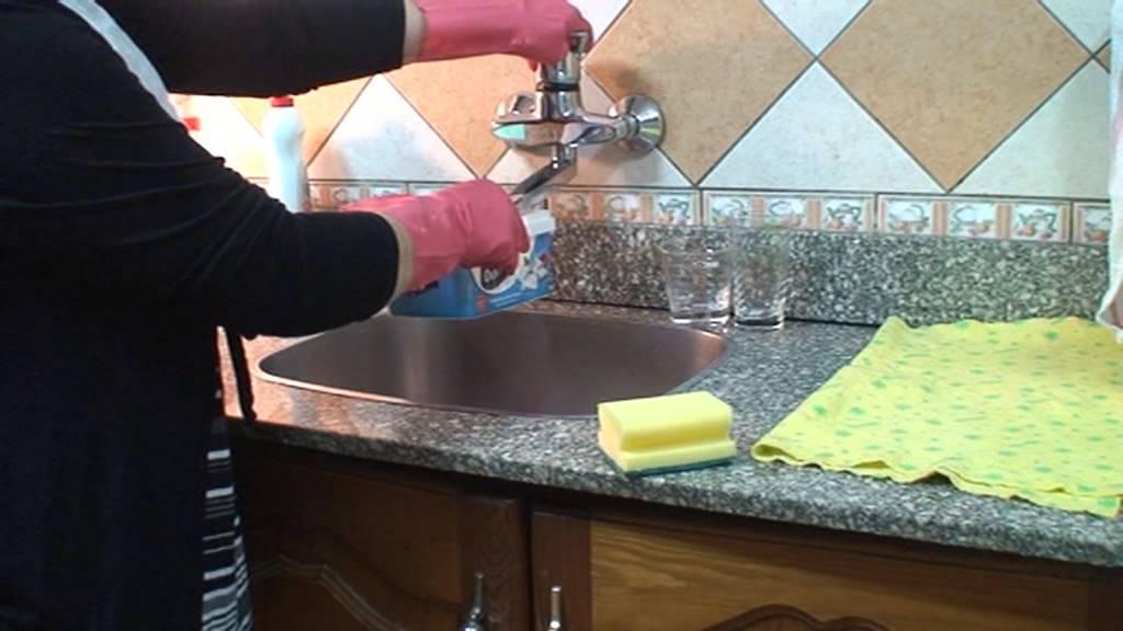 بالصور تنظيف المطبخ , الطريقه الصحيحه لتنضيف المطبخ 3831 2