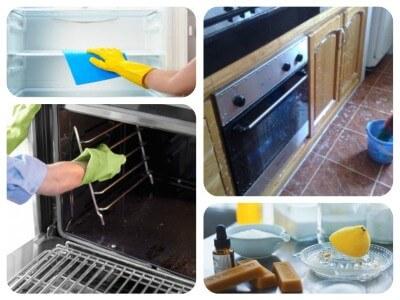 بالصور تنظيف المطبخ , الطريقه الصحيحه لتنضيف المطبخ 3831 5