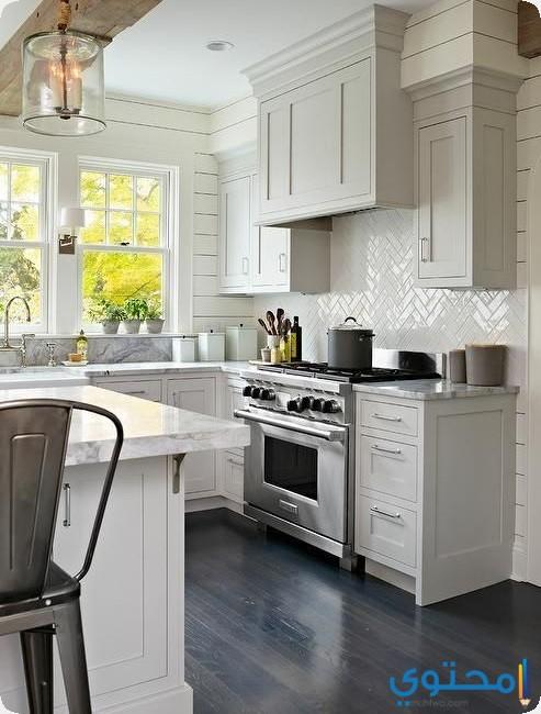 بالصور تصاميم مطابخ صغيرة وبسيطة , اجمل الصور لتصميمات المطابخ 3839 7