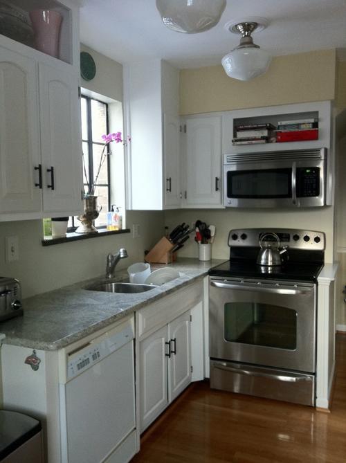 بالصور تصاميم مطابخ صغيرة وبسيطة , اجمل الصور لتصميمات المطابخ 3839 9