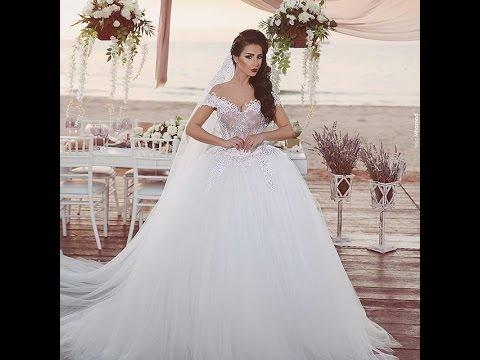 بالصور فساتين اعراس , اجمل الصور للفساتين الاعراس 3843 6